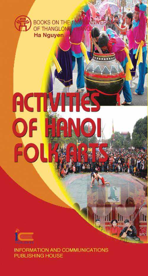 Activities of Hanoi Folk Arts