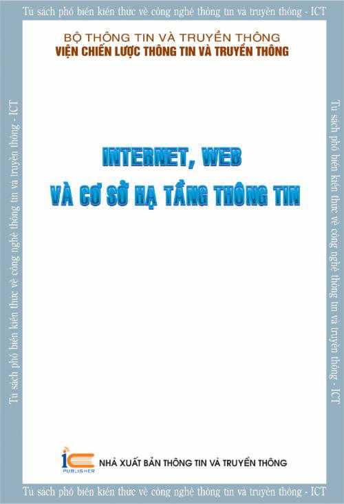 Internet, Web và Cơ sở hạ tầng thông tin
