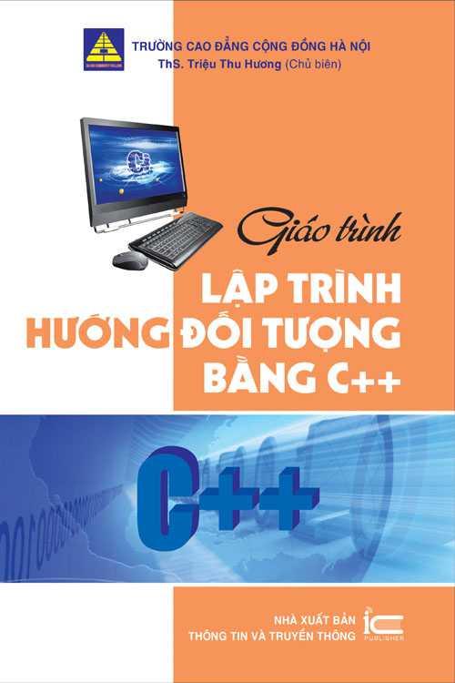 Giáo trình lập trình hướng đối tượng bằng C ++
